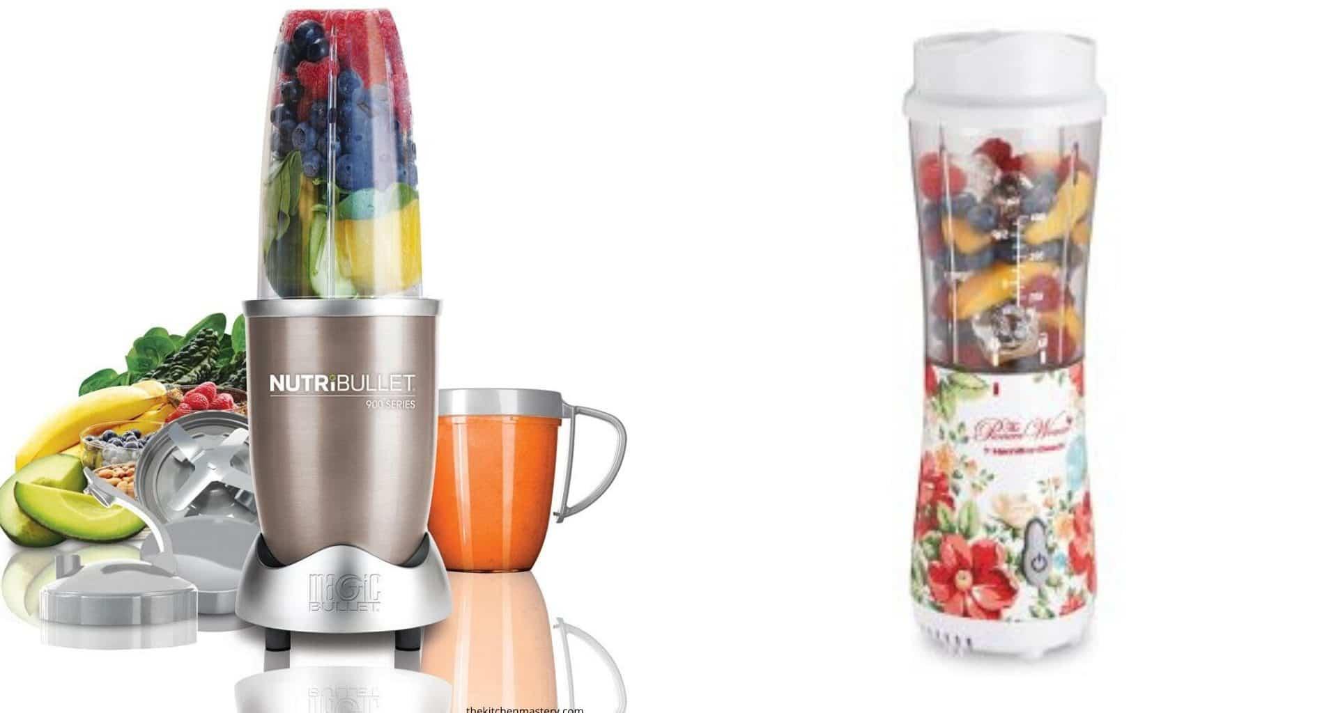 best portable blender personal blender travel blender